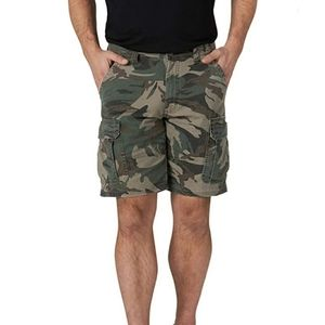 Wrangler Authentic Men's Camouflage Cargo Shorts